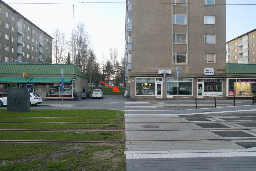 Hieroja Tampere, Kaleva